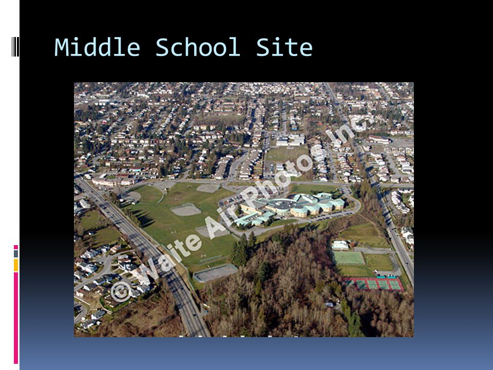 Middle School Site