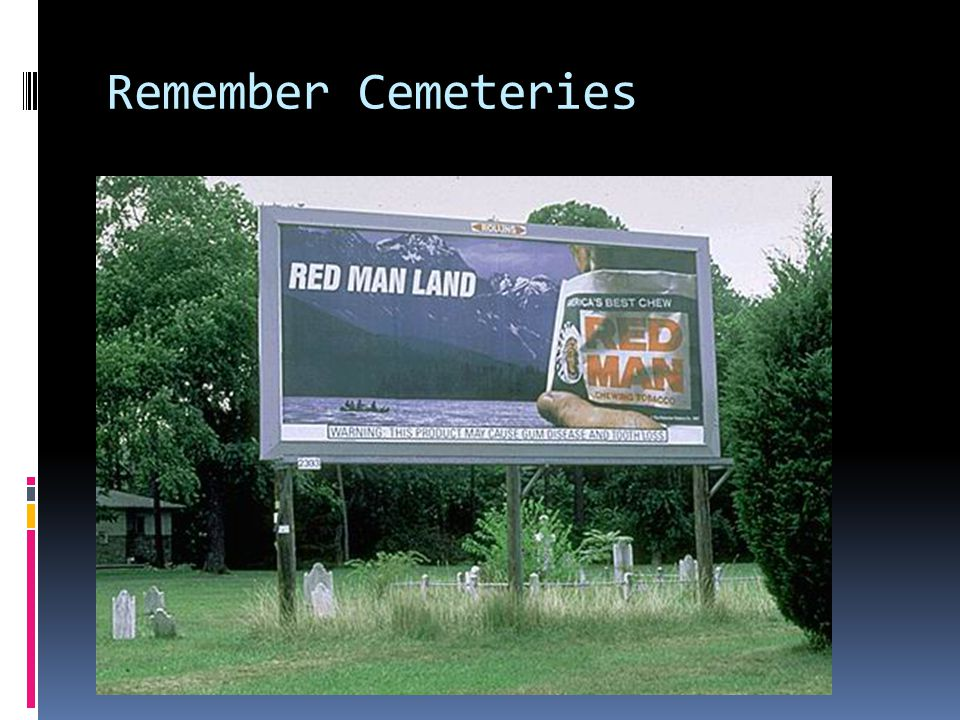 Remember Cemeteries