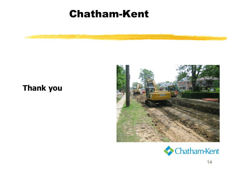 14 Chatham-Kent Thank you