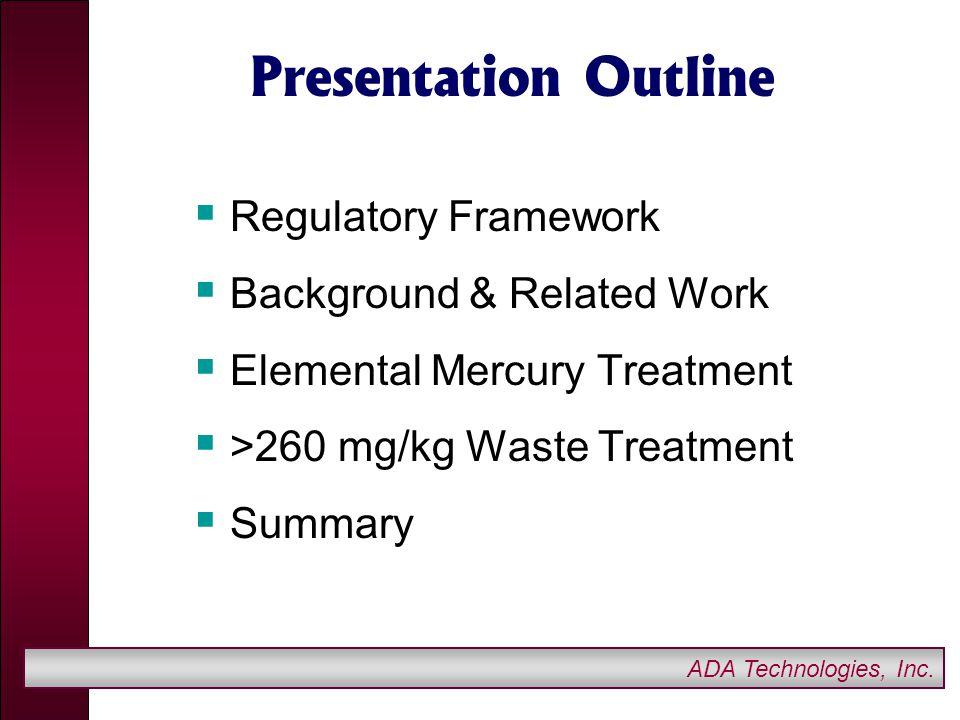ADA Technologies, Inc.