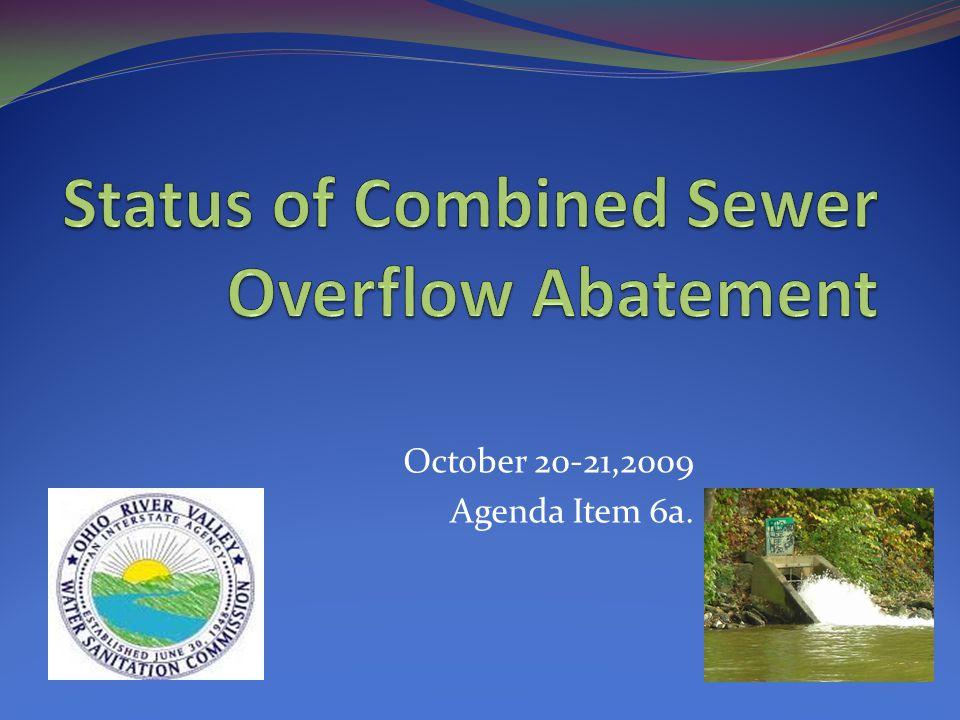 October 20-21,2009 Agenda Item 6a.