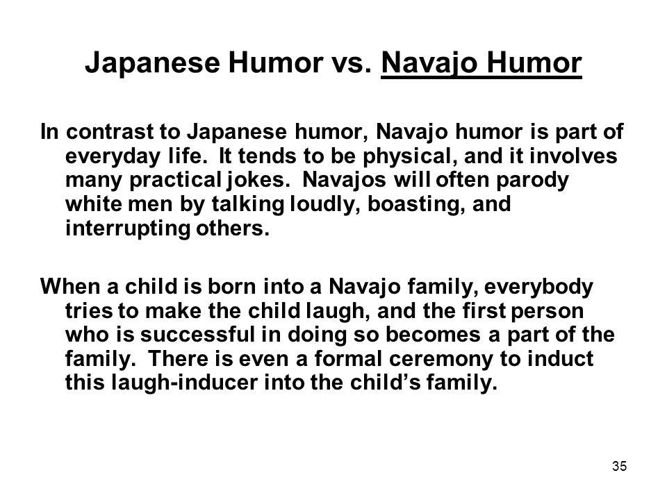 35 Japanese Humor vs.