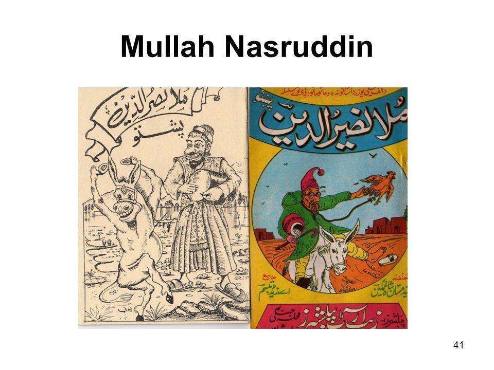 41 Mullah Nasruddin