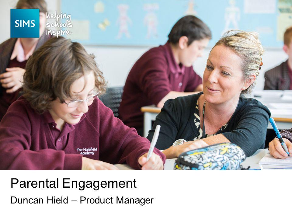 Duncan Hield – Product Manager Parental Engagement