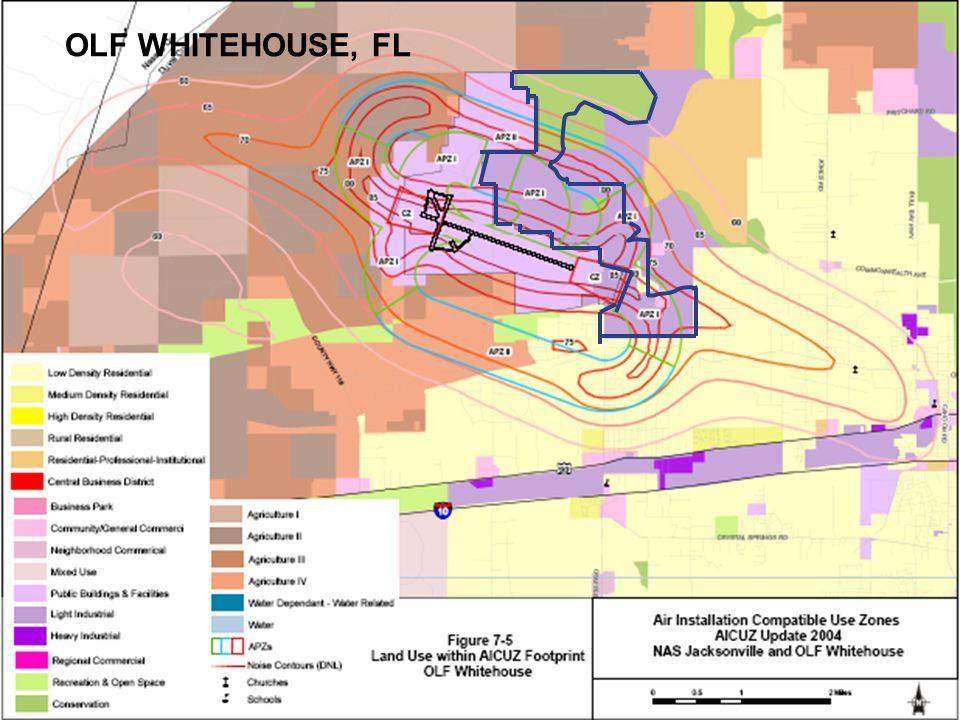 15 OLF WHITEHOUSE, FL