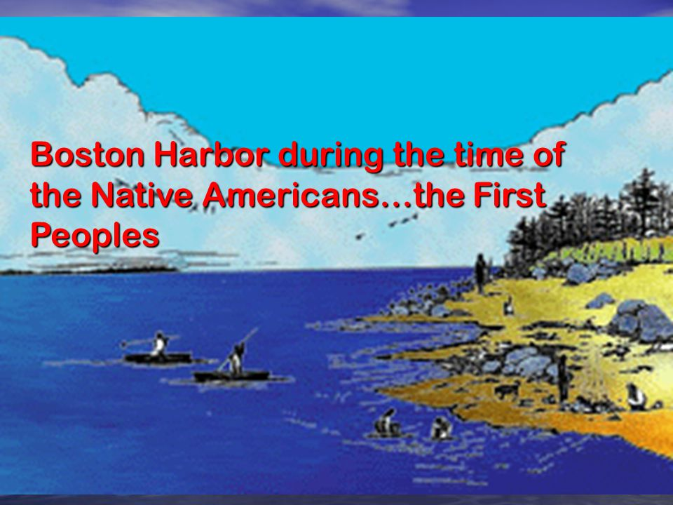 THIS SLIDE SHOW IS ABOUT HOW CITIZENS WORKED TOGETHER TO PROTECT BOSTON HARBOR