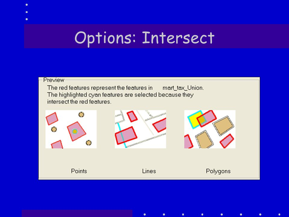 Options:Touch Bndy of…