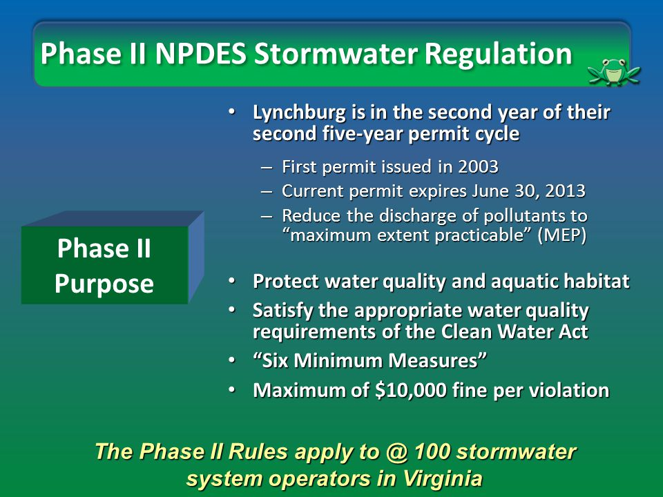 Why Do We Care About Stormwater.
