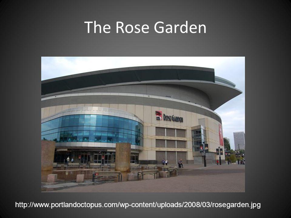 The Rose Garden http://www.portlandoctopus.com/wp-content/uploads/2008/03/rosegarden.jpg