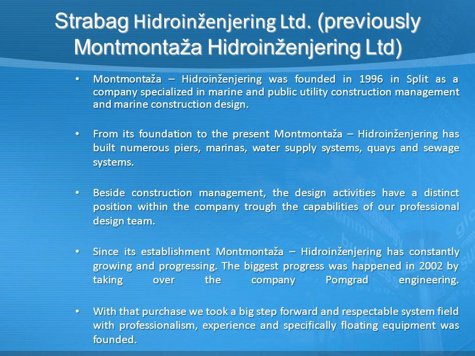 Strabag Hidroinženjering Ltd.