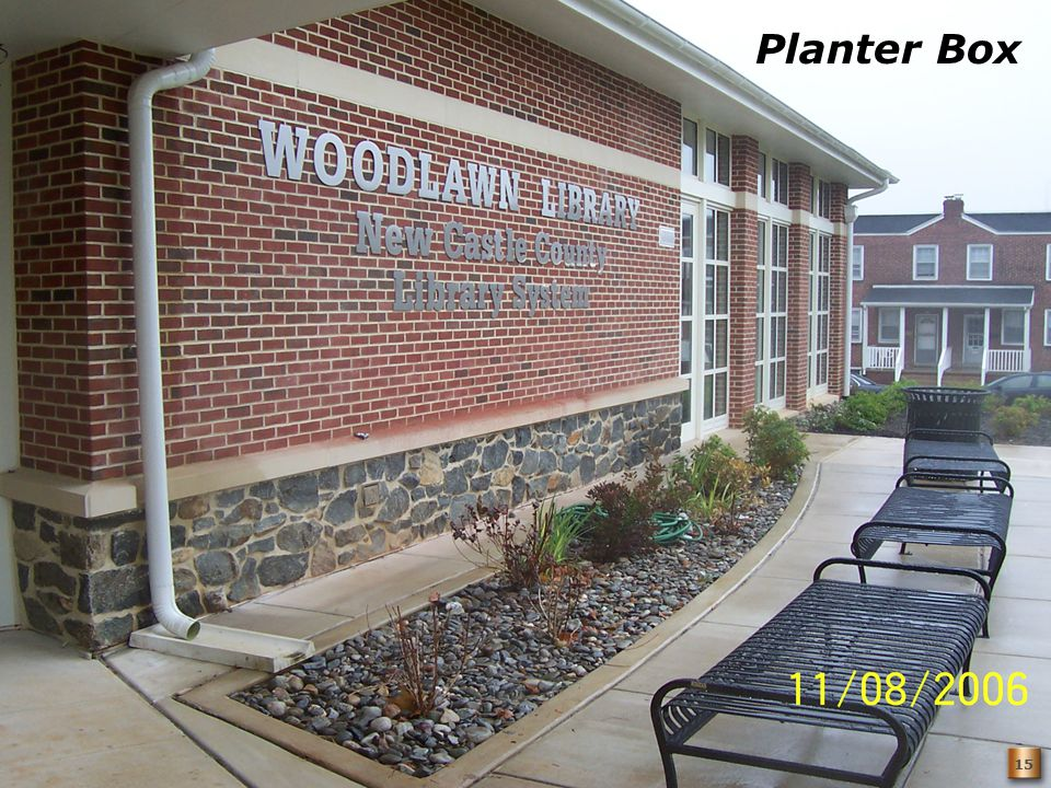 15 Planter Box 15