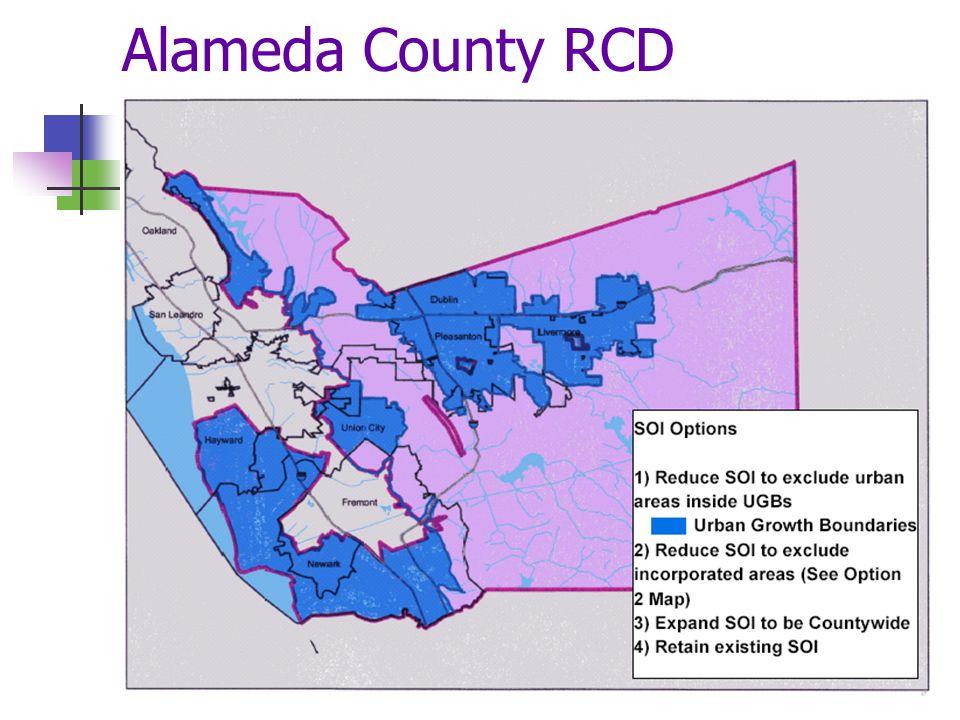 Alameda County RCD