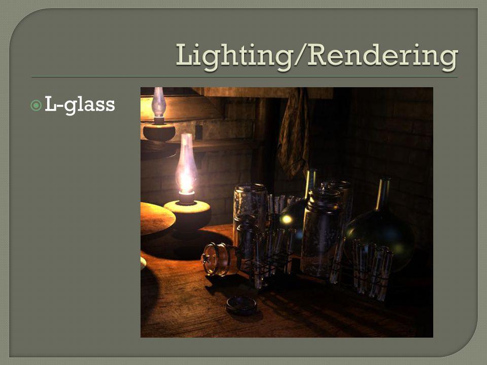  L-glass