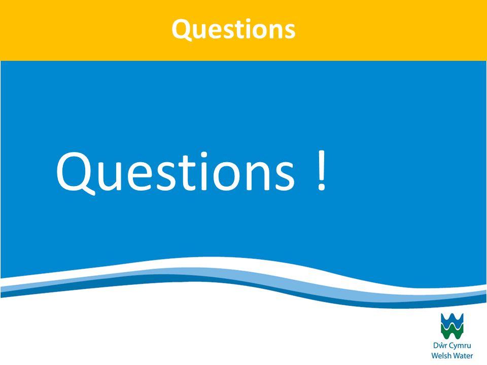 Questions Questions !