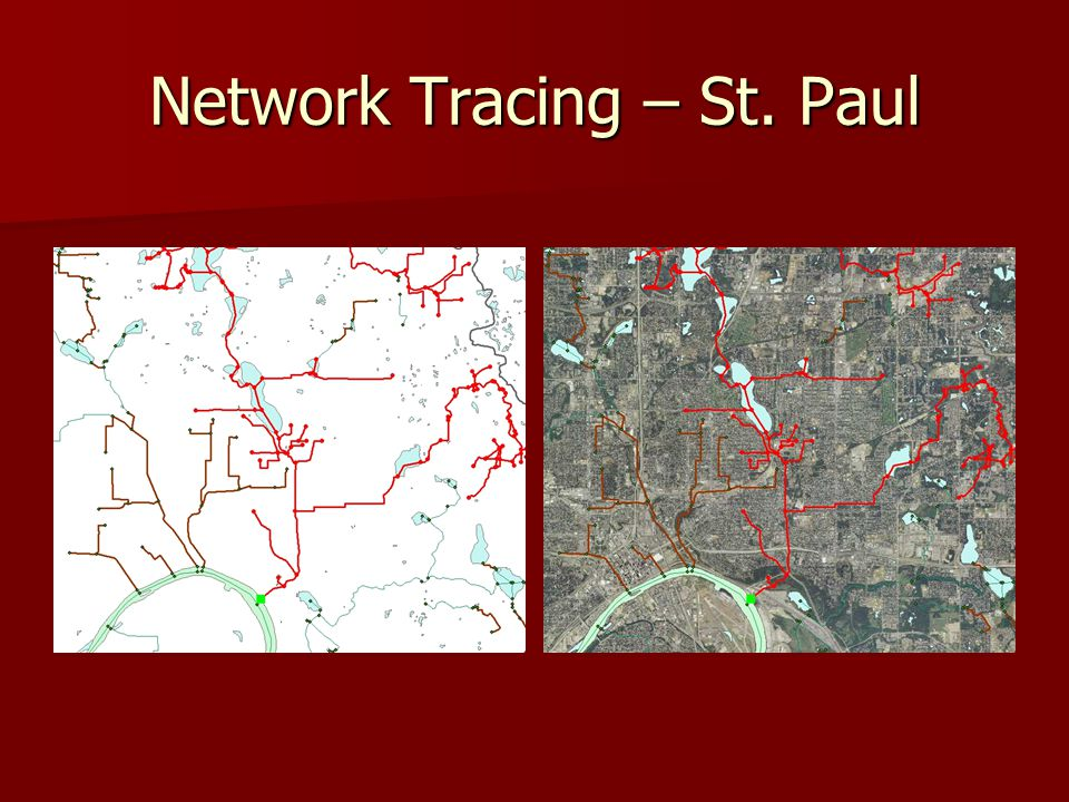 Network Tracing – St. Paul