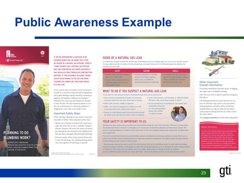 23 Public Awareness Example
