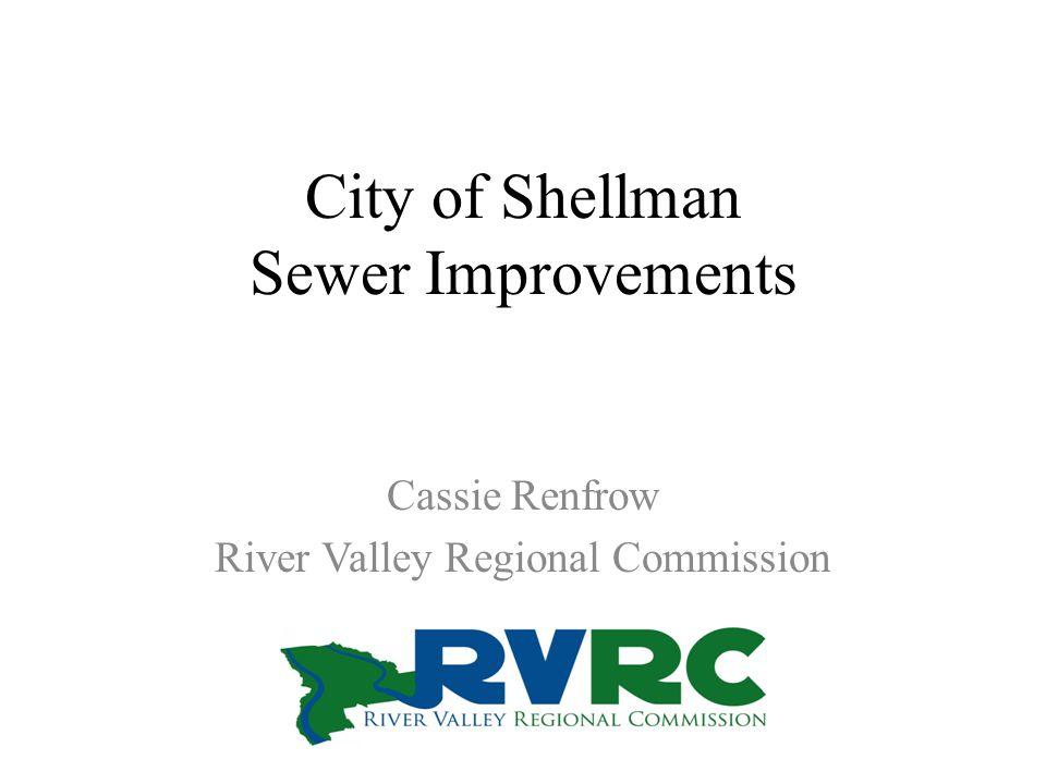 Project Location City of Shellman Randolph County