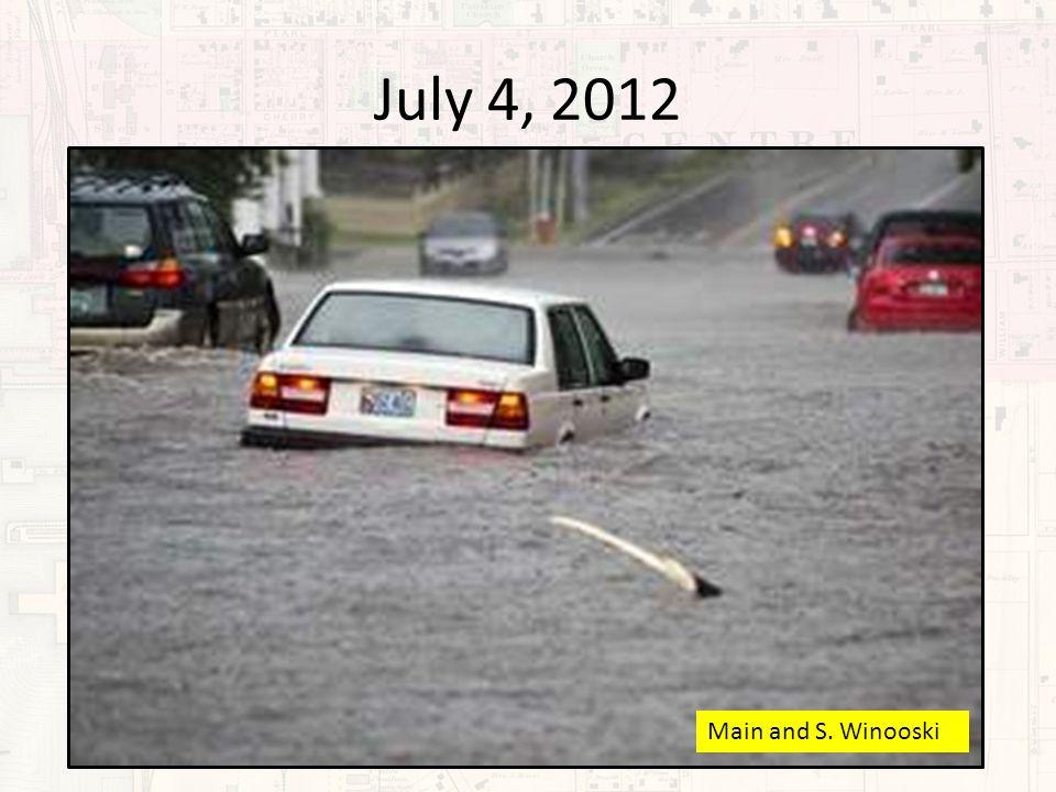 July 4, 2012 Main and S. Winooski
