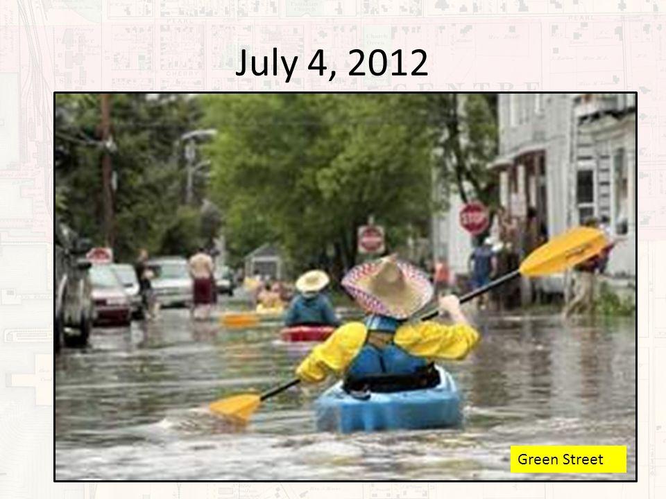 July 4, 2012 Green Street