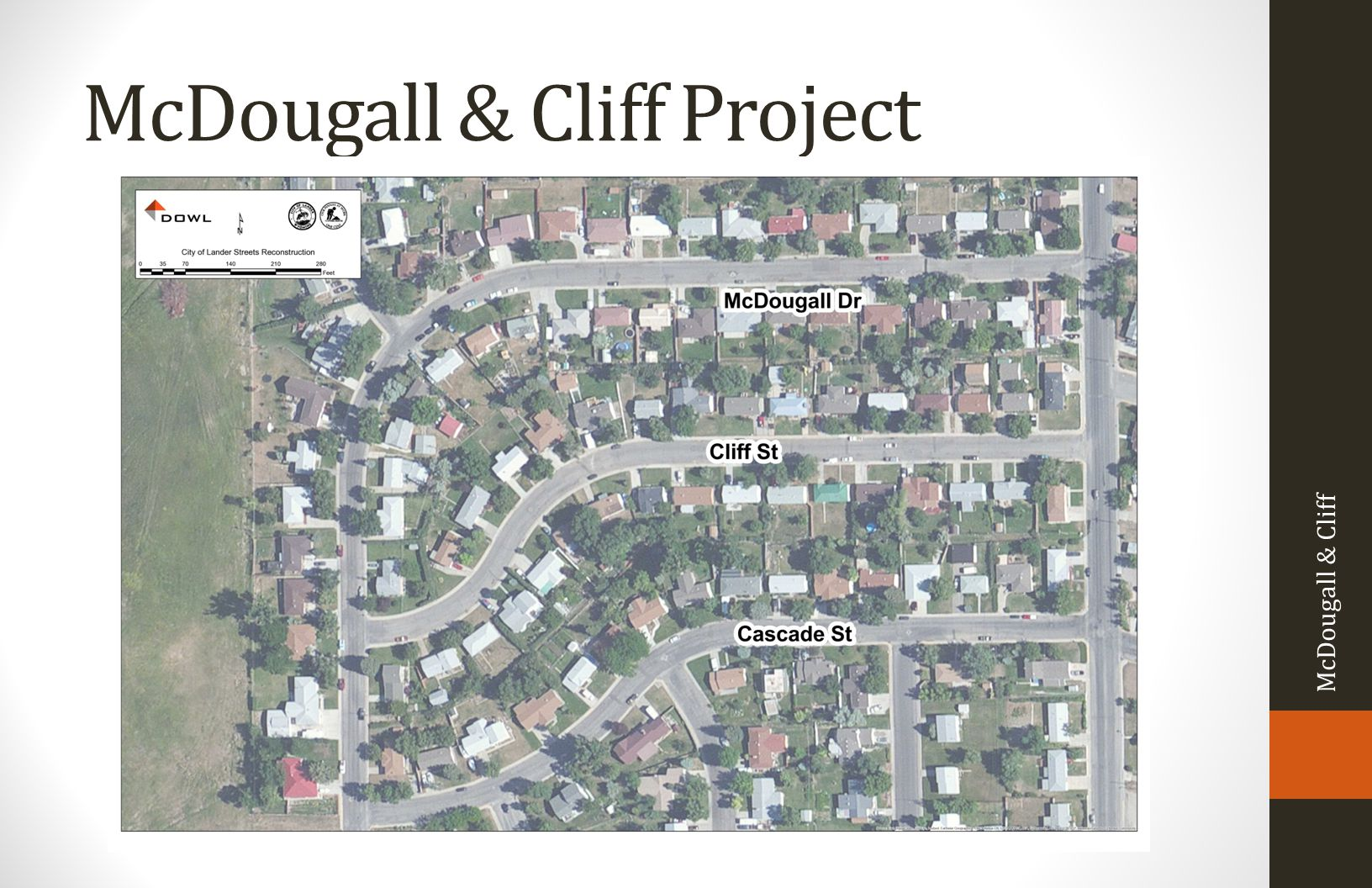 McDougall & Cliff Project McDougall & Cliff