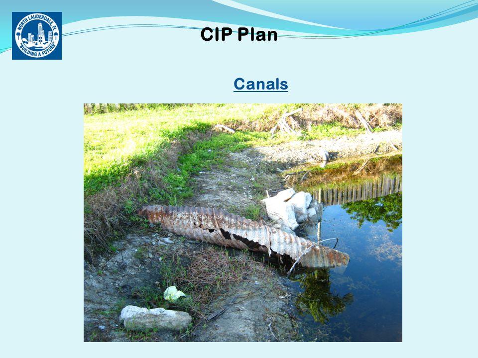 Canals CIP Plan