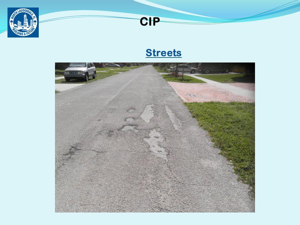 Streets CIP