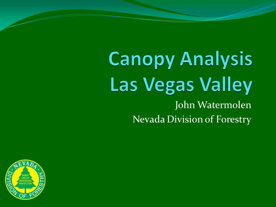 Increasing Canopy Cover can mitigate Air Pollution, Water Quality and Water Quantity (Runoff) for the Las Vegas Valley EnitityCurrent Canopy Ecosytem Benefits Current Canopy Ecosytem Benefits 20% Canopy Ecosytem Benefits City of North Las Vegas 5.4% Air Pollution471,190/1,293,9121,739,430/4,776,561 Stormwater Management 6,131,911 ft 3 -5,335,052 ft 3