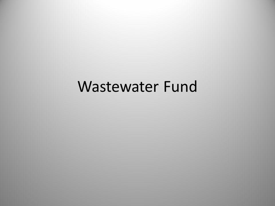 Wastewater Fund