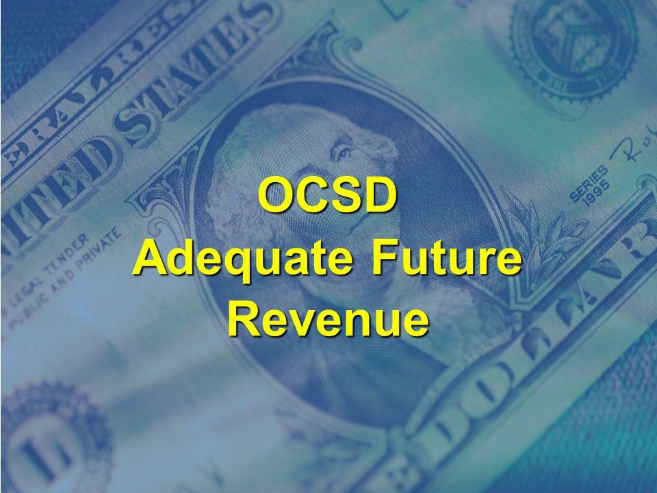 OCSD Adequate Future Revenue