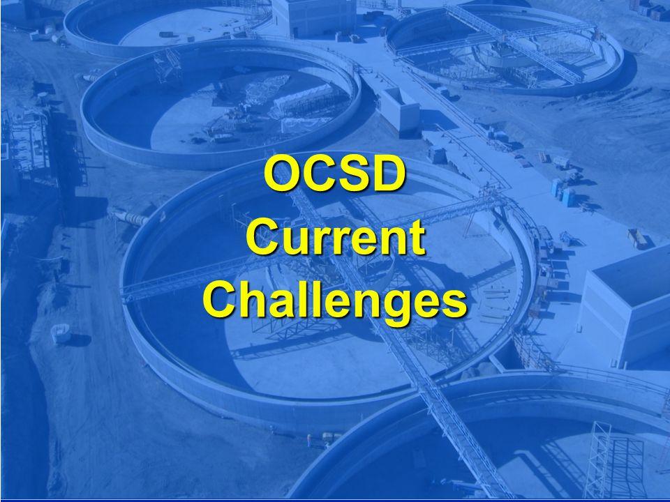 OCSD Current Challenges