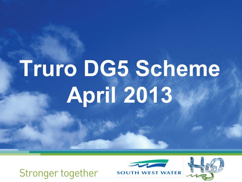 Truro DG5 Scheme April 2013