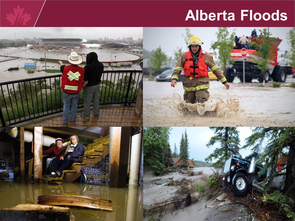 3 Alberta Floods