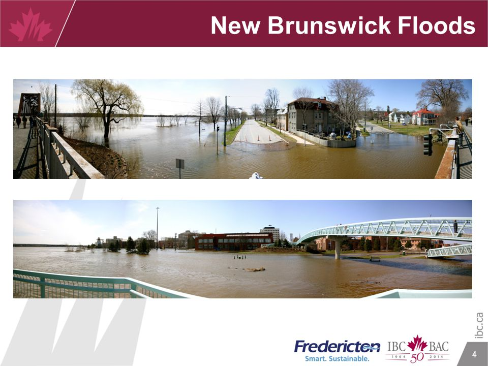 15  St. John River flooding Fredericton's Experience