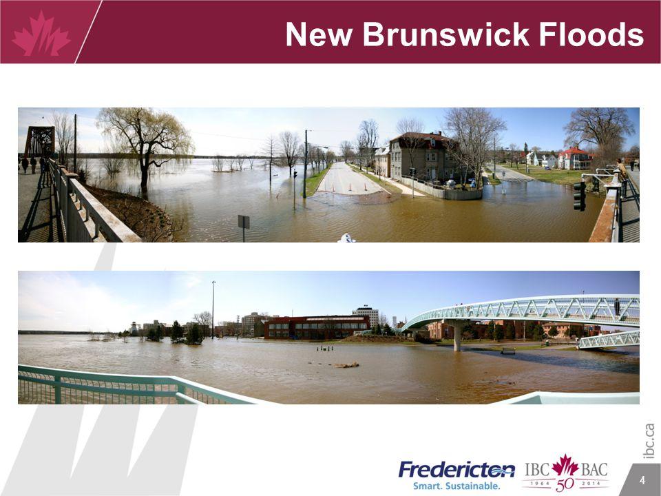 4 New Brunswick Floods