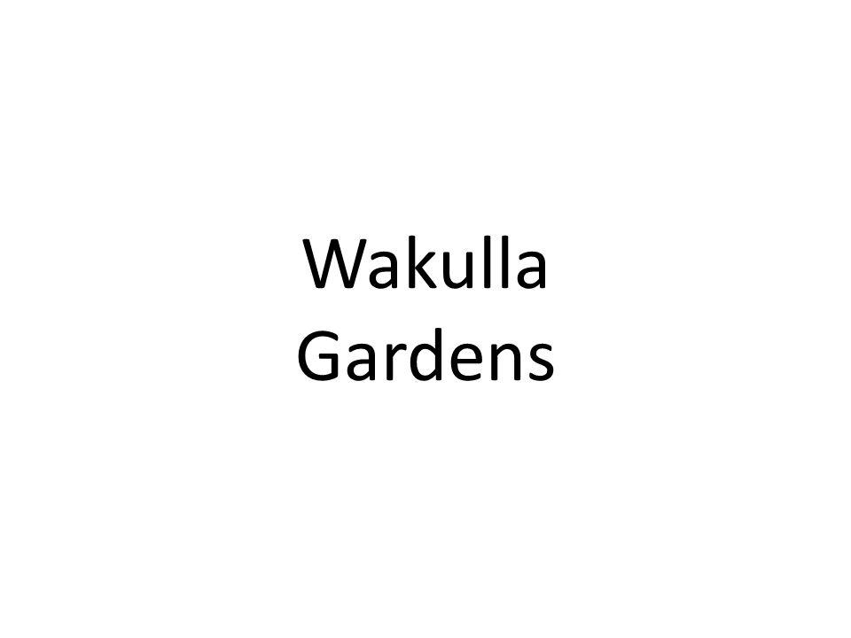 Wakulla Gardens