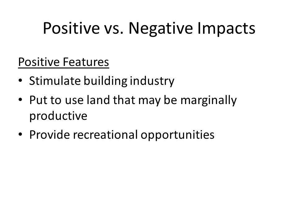 Positive vs.
