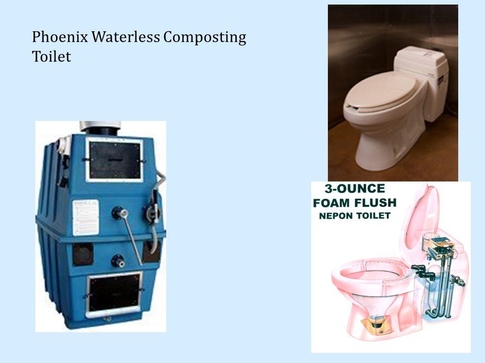 Phoenix Waterless Composting Toilet