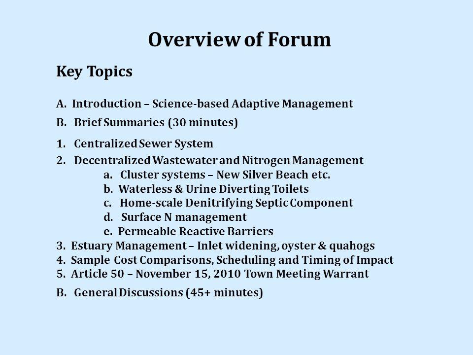 Key Topics A.
