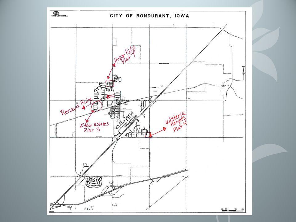 2013 Subdivisions Renaud Ridge 69 lots, 34 in Phase 1