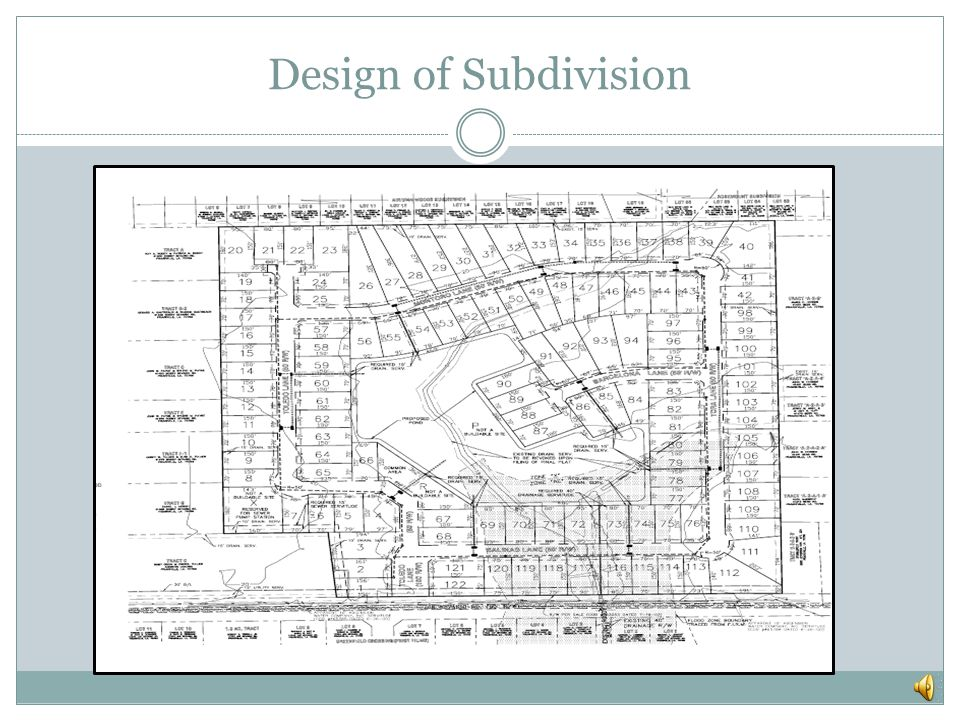 Sanitary-Sewer Design