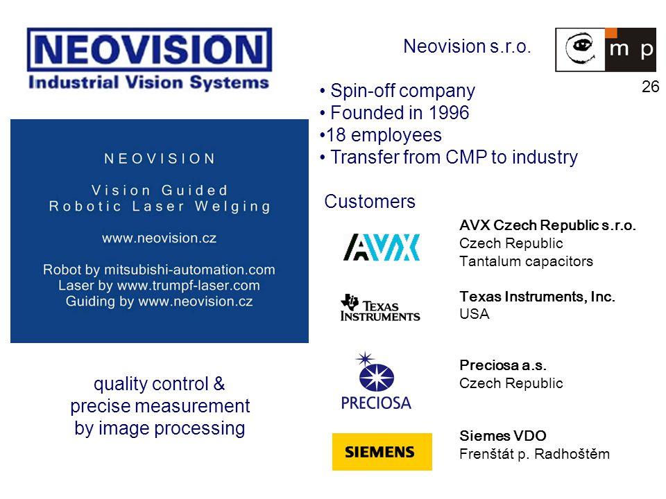 26 Neovision s.r.o.