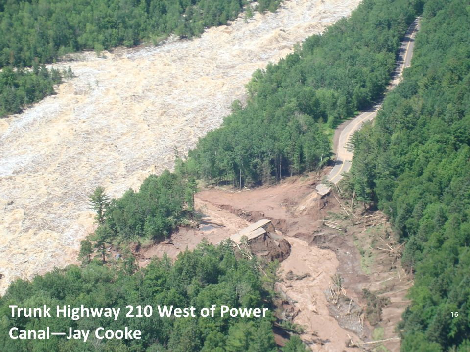 Trunk Highway 210 West of Power Canal—Jay Cooke 16