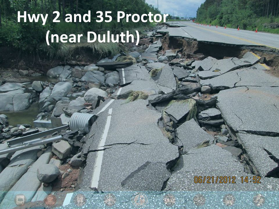 Hwy 2 and 35 Proctor (near Duluth) 20