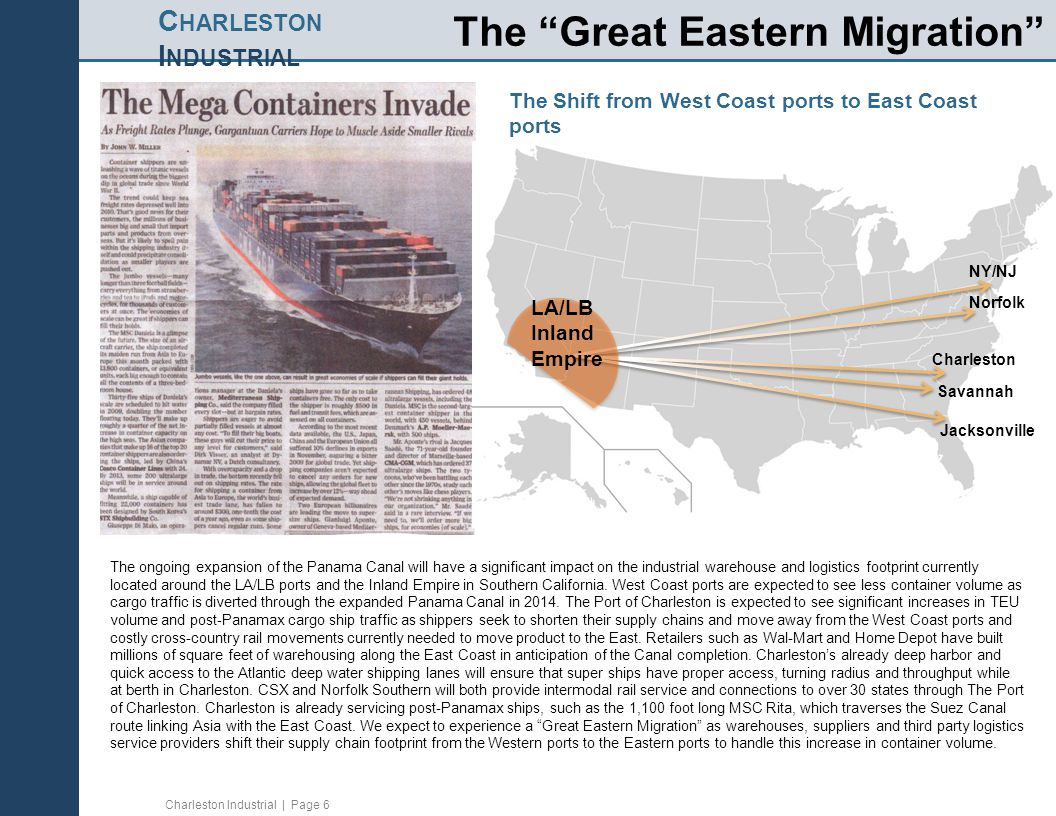 """Charleston Industrial 
