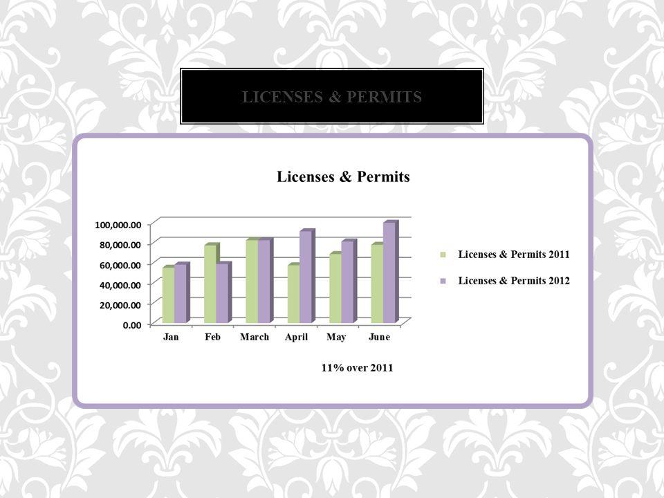 LICENSES & PERMITS