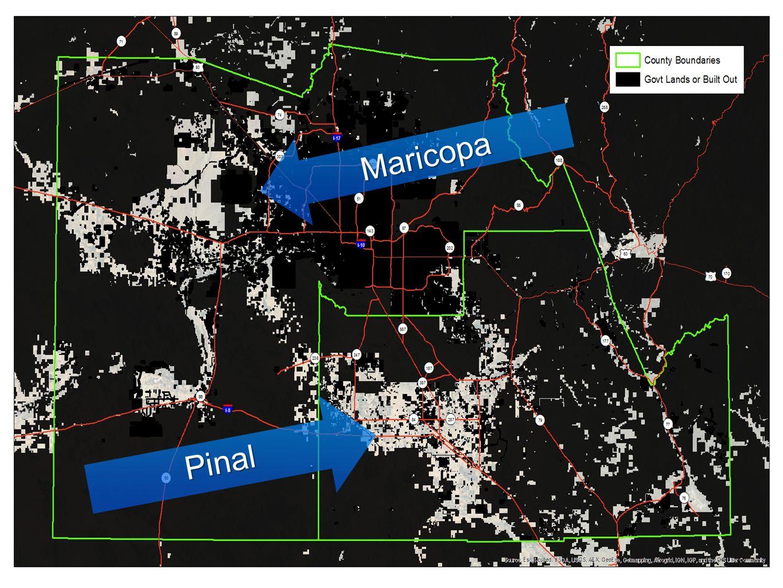 Pinal Maricopa