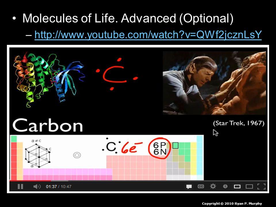 Molecules of Life.