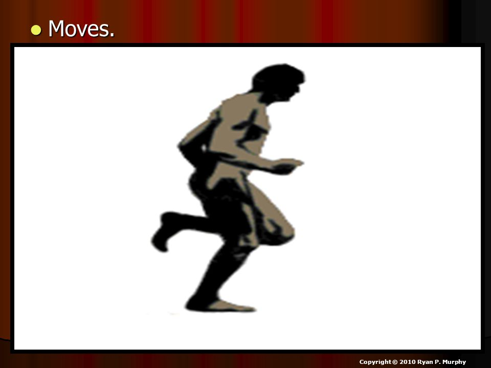 Moves. Moves. Copyright © 2010 Ryan P. Murphy