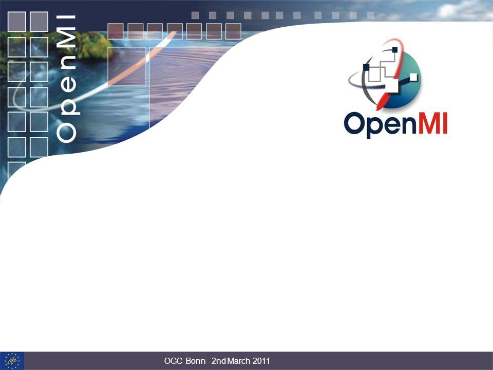 OGC Bonn - 2nd March 2011