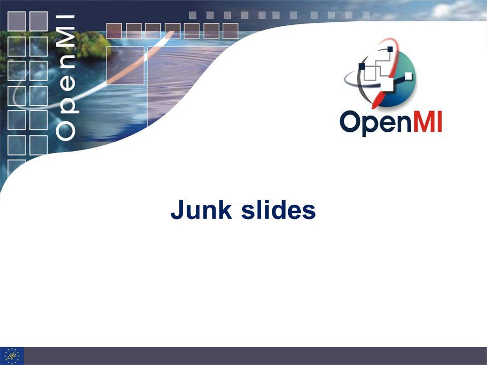 Junk slides